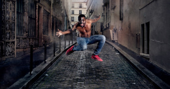 Photo fournie par CHARLY & LEXFLOW, positionnée en haut